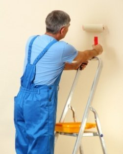 Painting With Mold Resistant Paint