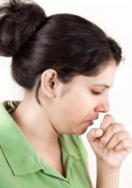 Allergy like symptoms from exposure to black mold