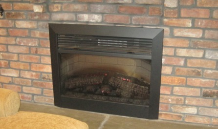 Fireplace Mold