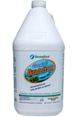 benefect botanical disinfectant review