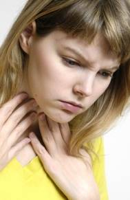 Sore Throat From Mold Exposure