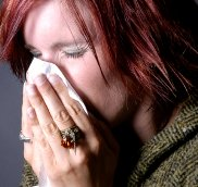 Cold symptoms from mold exposure